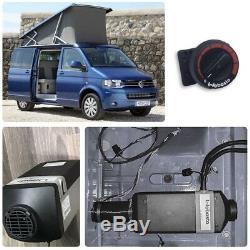Webasto Air Top 2000 STC Rotary 12v VW Camper T5 T6 Heater Internal Mount