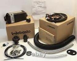 Webasto Air Top 2000 ST No-Idle Bunk Heater Diesel Kit 5001114A (12 V) 85111075