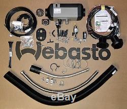 Webasto Air Top 2000 Stc 12v Diesel Camper Motorhome Boat Heater