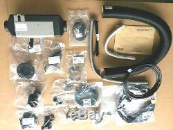 Webasto Air Top 2000 Stc 12v Diesel Camper Motorhome Heater Multi Control Hd