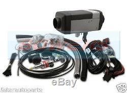 Webasto Air Top 2000stc 24v Diesel Night Air Heater Kit 4111385b