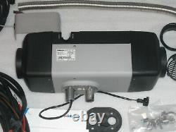 Webasto Air Top 3500 12V 3,5 KW Diesel komplett mit Bausatz und Vorwahluhr TOP