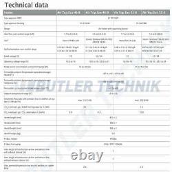 Webasto Air Top EVO 40 Heater 4kW 12v Kit 13650 BTU Diesel Large Motorhome RV