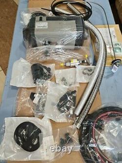 Webasto Air top Heater 2000 STC Diesel Kit 24v with Rotary Rheostat