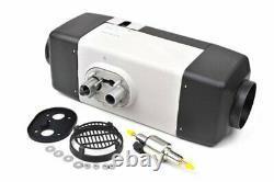 Webasto Air top Heater EVO40 Diesel Kit 12v with Rotary Rheostat
