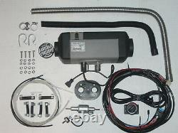 Webasto Airtop 2000 S Diesel 12V Standheizung Luft Standheizung mit Bausatz TOP
