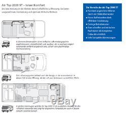 Webasto Camping Standheizung Air Top Evo 55, 12Volt Diesel, Vorwahluhr, 9029245C