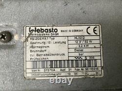 Webasto Diesel Heater Air Top 32 S Spares Or Repair