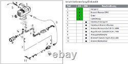Webasto Luftheizung Air Top Evo 40, 4kW, Diesel, Benzin, 12V, Thermo Call TC4