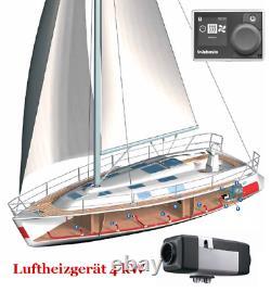 Webasto Marine Standheizung Air Top Evo 40, 12Volt, Multi Control, 9036994A