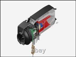 Webasto Standheizung Air Top Evo 40, 4kW, Diesel, 24 Volt, Basic LU, 9027981B