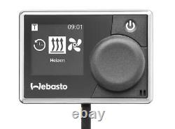 Webasto Standheizung Vorwahluhr Multicontrol HD Dauerheizen 12V 24V