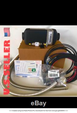 Webasto air top 2000 St, STc with Multi Control HD Timer 12 V DiESEL